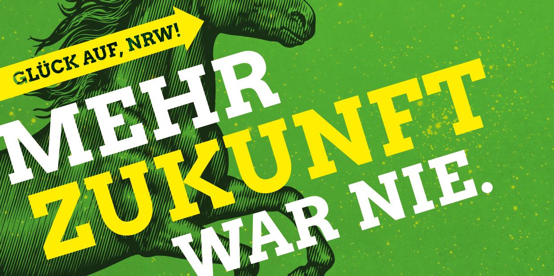 Das grüne Wahlprogramm für NRW