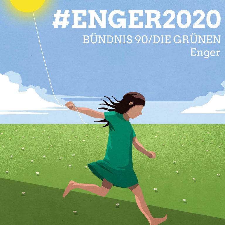 #ENGER2020 | Grüne in Enger